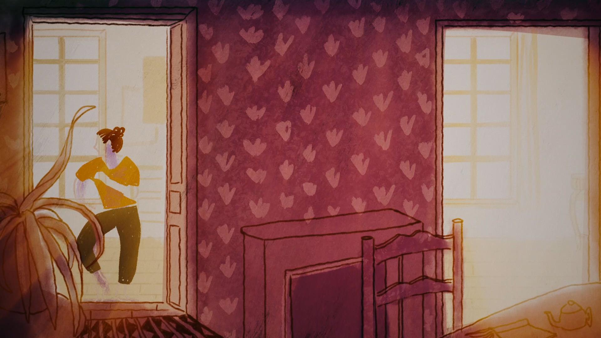 Dance Animation Coline Brun-Naujalis